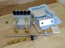 Dowelmax Drill Guides 1//4